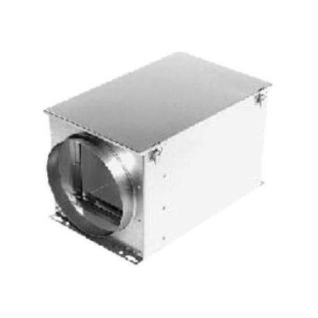 Łapacz iskier FBB na rurę od 100 mm lub 150 mm odpylacz 100P 150P