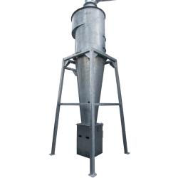Cyklonowy separator wstępny DS630 do odpylaczy 200P, 250P