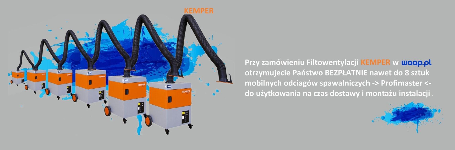 Filtrowentylacja Kemper